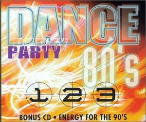 80s DANCE PARTY 4CD