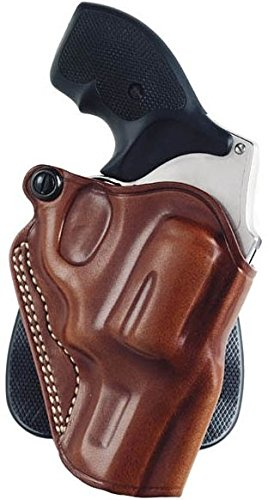 Galco Speed Paddle Holster for Ruger SP101 2 1/4-Inch (Black, (Galco Paddle Holsters)