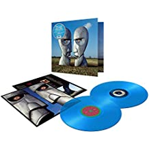 THE DIVISION BELL (LIMITED EDITION 25TH ANNIVERSARY TRANSLUCENT BLUE VINYL)