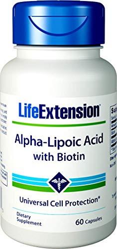 Lipoic with Biotin 250 Mg, 60 Capsules ()