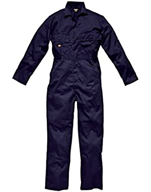 Mens Redhawk Stud Front Coverall