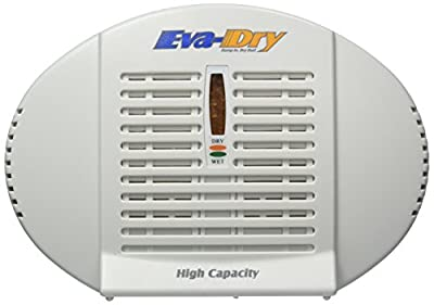 Eva-Dry New and Improved E-500 Renewable Mini Dehumidifier
