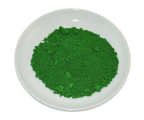 Green Chrome Oxide Mineral Powder 50g Mystic Moments OXIDGREE50