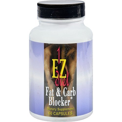 Maximum International 1 Ez Diet Fat/C Bl 60 Cap