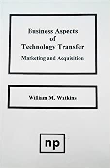 Business Aspects of Technology Transfer