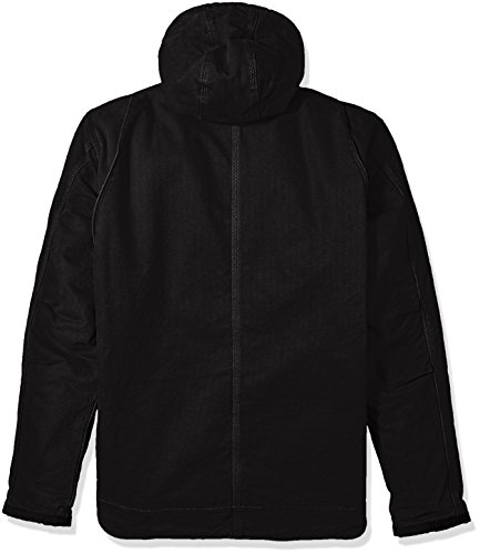 Carhartt Men's Big & Tall Bartlett Jacket, Black, 3X-Large/Tall by Carhartt (Image #2)