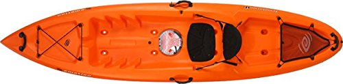 Emotion Temptation Sit-On-Top kayak, Tangerine, 11' by eMotion