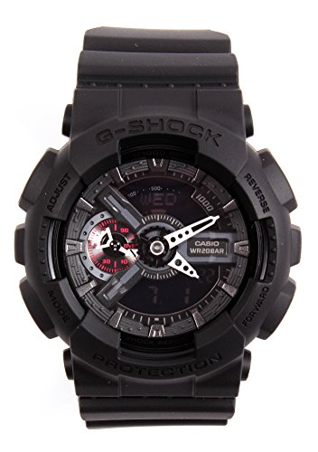 Men's Casio G-Shock X-Large Matte Black - Watch Large Shock G Casio X