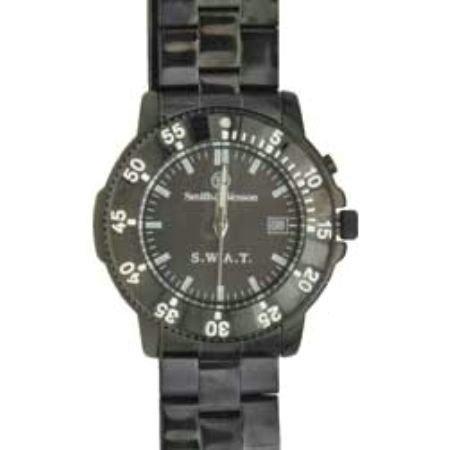 smith-wesson-mens-sww-45m-swat-black-metal-strap-watch