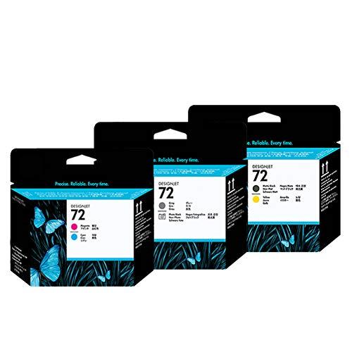 1 Set Original Print Head 72 Printhead for HP Designjet T610 T770 T795 T790 T1100 T1100S T1120PS T1120HD T1120SD T1200 T1300 T2300