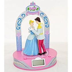 Disney Cinderella Digital Alarm Clock Musical A Dream Is A Wish Your Heart Makes