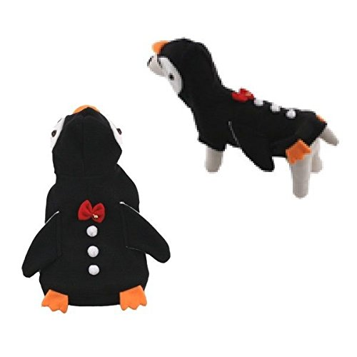 Dog Costume PENGUIN COSTUMES Dress Your Dogs as Arctic Penguins(Size 6)