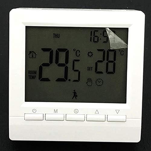 Programmable Bleu Growment Thermostat pour chaudi/ère /à gaz