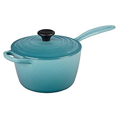 Le Creuset of America Enameled Cast Iron Sauce Pan