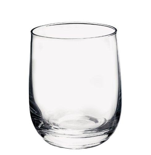 Bormioli Rocco Riserva Double Old Fashioned Glasses, Set of