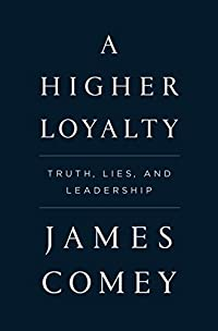 Book by James Comey