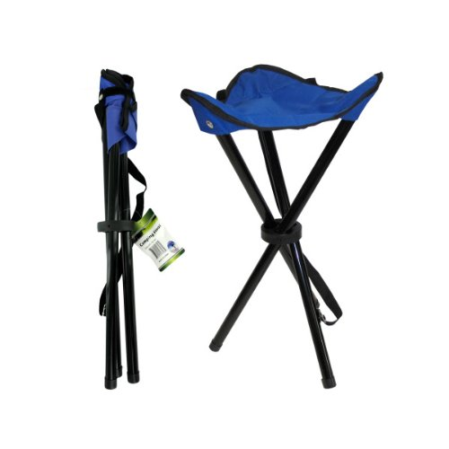 Camping Stool, Case of 25 by bulk buys
