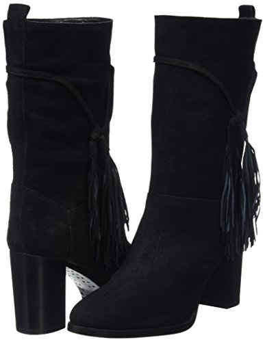 bs Black Ankle black Boots Women''s Rezo Unisa vqZ6x