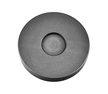 3 oz Troy Ounce Round Silver Graphite Ingot Coin Mold for Melting Casting Refining Scrap Metal Jewelry