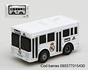 Bus Real Madrid 1:87 9.5x5x3.5