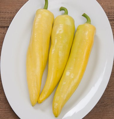 David's Garden Seeds Pepper Specialty Goddess (Yellow) 25 Hybrid Seeds