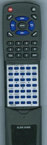 LG Replacement Remote Control for 42PT200, 50PT350, 42PT350C, 50PT200, 50PT250U