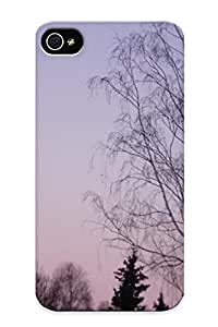 Case Provided For Iphone 5/5s Protector Case Trees Nature Plant Tree Woods Phone Cover With Appearance
