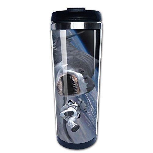 Sharknado 4 The 4th Awakens Double Walled Travel Coffee Mug (Sharknado Fin)