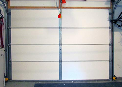 Matador Garage Door Insulation Kit, Designed for 7 Foot Tall Door up to 9 Feet Wide, Large