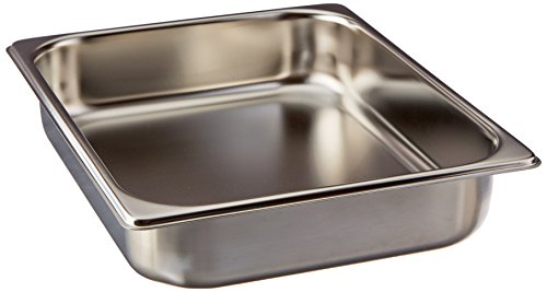 THERMO FISHER SCIENTIFIC 237016 Stainless Steel Humidity Pan for Water Jacketed CO2 Incubator, Small