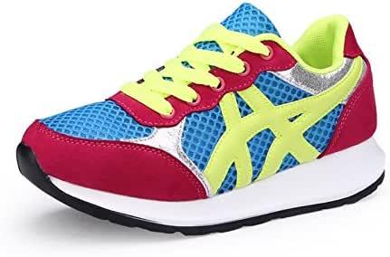 FYQ & D.a malla transpirable corteza gruesa cava casual zapatos ...