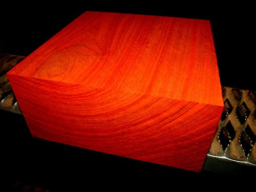 African Padauk Wood Lumber Stunning Thick Kiln Dried for sale  Delivered anywhere in USA