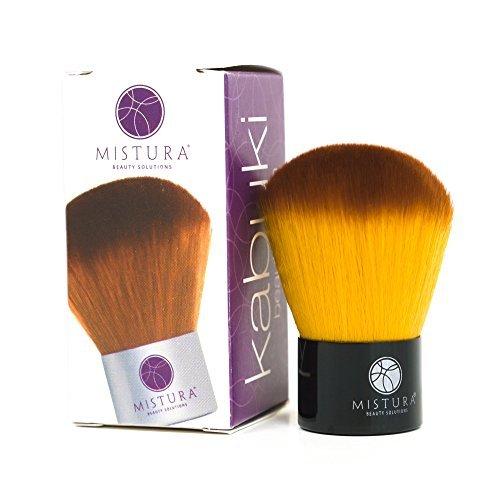 Mistura Beauty Kabuki Brush 1 Count MIS046