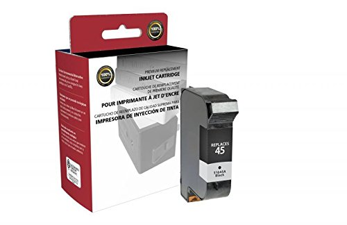 Inksters of America Remanufactured Toner Cartridge Replacement for HP 51645A  ( Black , 1 pk ()