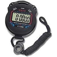 LiyaoWonderful Digital Professional LCD Timer Chronograph Counter Stopwatch