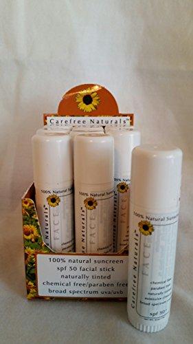 carefree-naturals-spf-50-face-stick