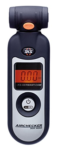 SKS Airchecker Digital Presta and Schrader Pressure Gauge