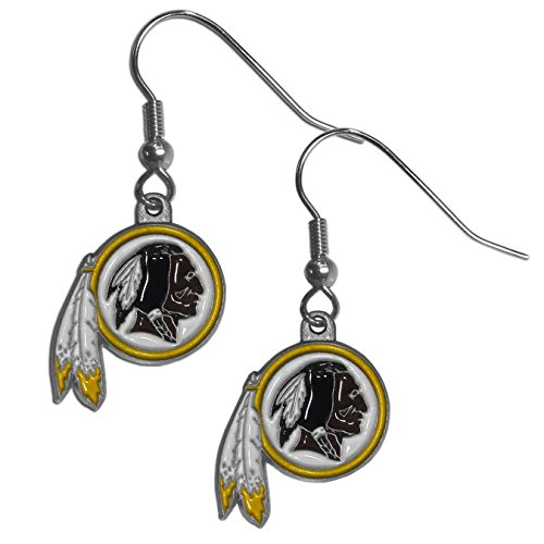 NFL Washington Redskins Dangle Earrings ()