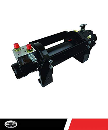 PIERCE Planetary Hydraulic Winches (10,000 LBS.): 16:1 Ratio, 46 FPM, 15.9 ()