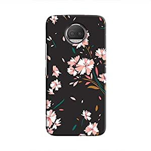 Cover It Up Flower Bunch Hard Case For Moto G5S Plus