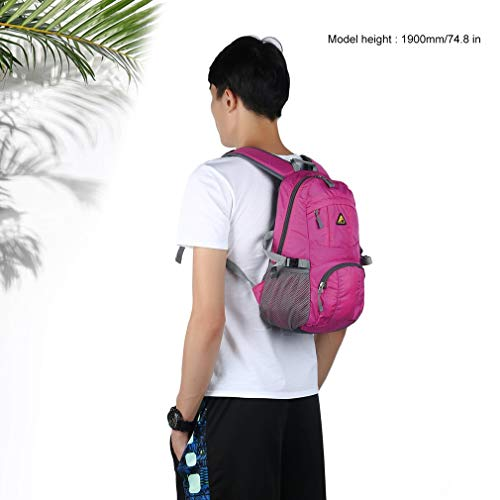 YTYC Comfortable Mountaineering Backpack Multifunction Portable Bag Outdoor by YTYC (Image #5)
