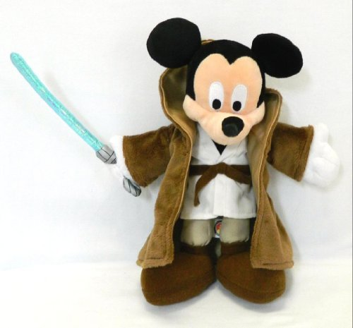 Disney Star Wars Mickey Mouse Jedi 11