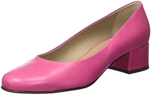 Noe Antwerp Women's Nukika Pump Closed Toe Heels Pink (Hot Pink 903) outlet enjoy aWwGcQ