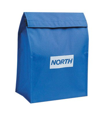 North® by Honeywell Blue Nylon Carrying Bag For North® 5500 And 7700 Series Half Mask - Series 5500 Respirators Half Mask