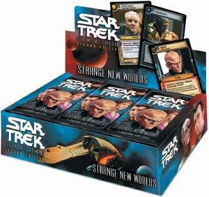 Star Trek 2nd Edition Strange New Worlds Booster Box [Toy]