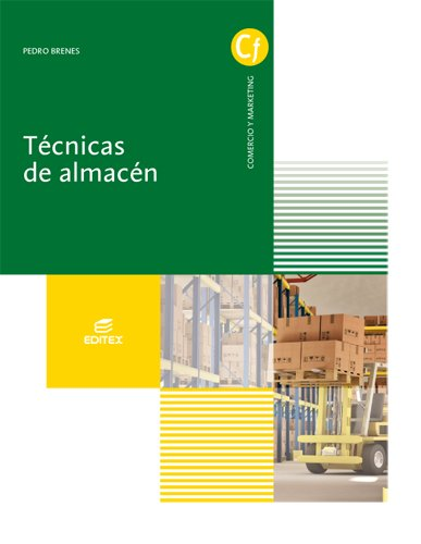 Descargar Libro Técnicas De Almacén Pedro Brenes Muñoz