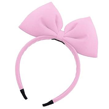 Girls HeadBand Hair Band Cute Big Bow Hot Design Head Wear Accessories For Women
