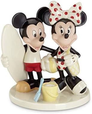 Disney s Mickey Minnie s Fun in the Sun Figurine by Lenox