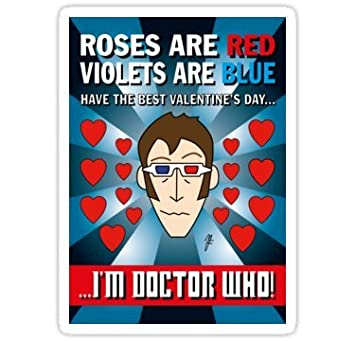 dr who valentines