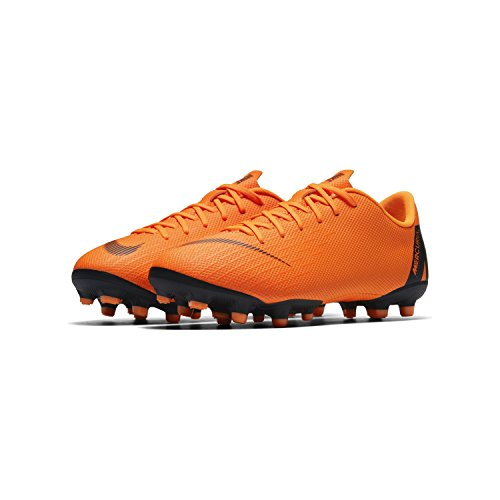 Chaussures Chaussures 810 Football total Vapor Mg De De Jr Xii Nike Orange Mercurial Multicolore Academy Mixte t Black Enfant 8qY7wax